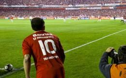 Sport Club Internacional, D'Alessandro – 2010.