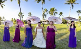Casamento da Cris e Yuk, Tivoli Resort, Bahia.