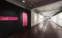 Cris Rocha e Kika Levy, MAC-RS, exposição Gravando.